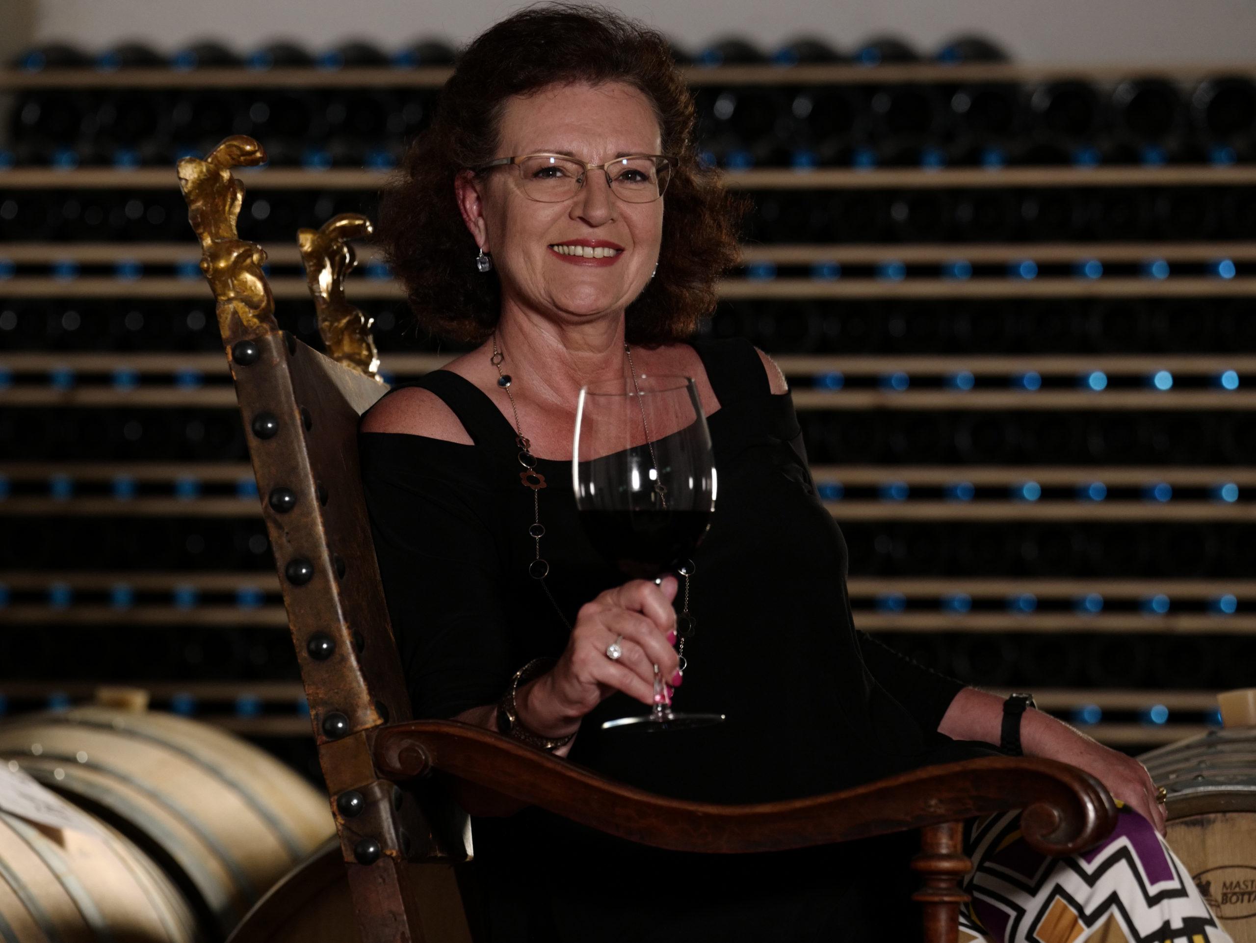 Maria Cristina Cigolotti nuova Delegata Donne del Vino FVG